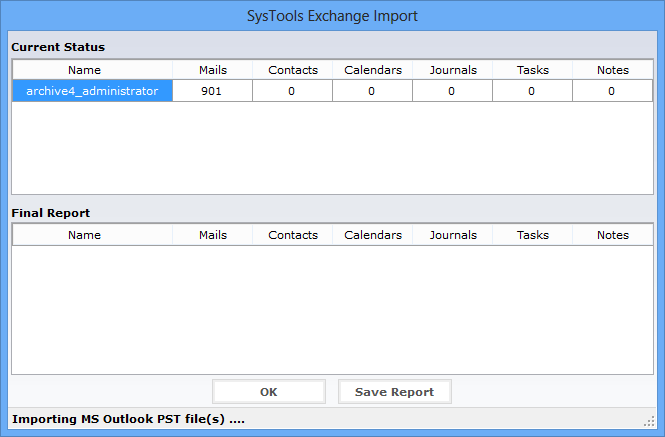 import pst file to exchange online